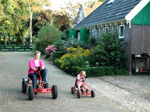 De kinderen op De Essenburg